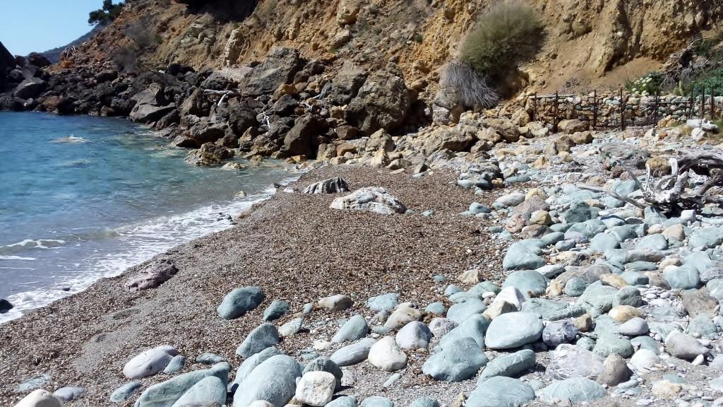 Spiaggia dei Sassi Verdi