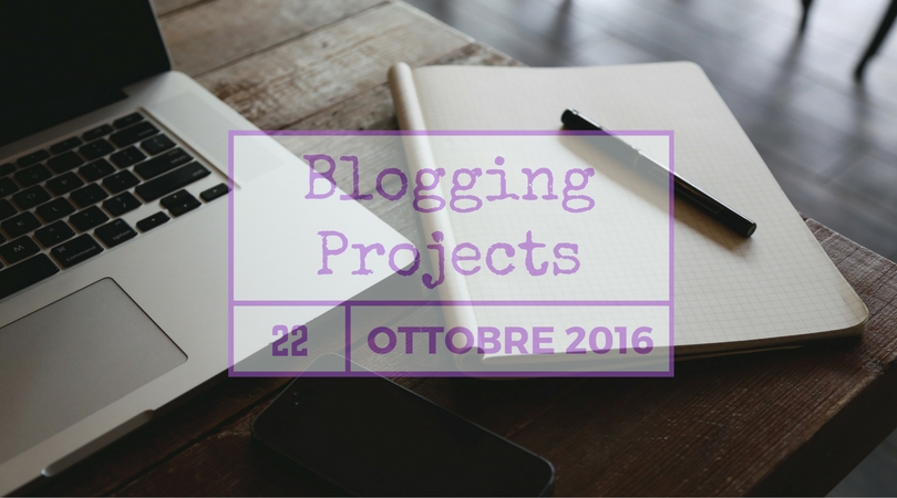 BLOGGING PROJECTS
