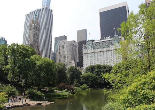 New York: una passeggiata a Central Park