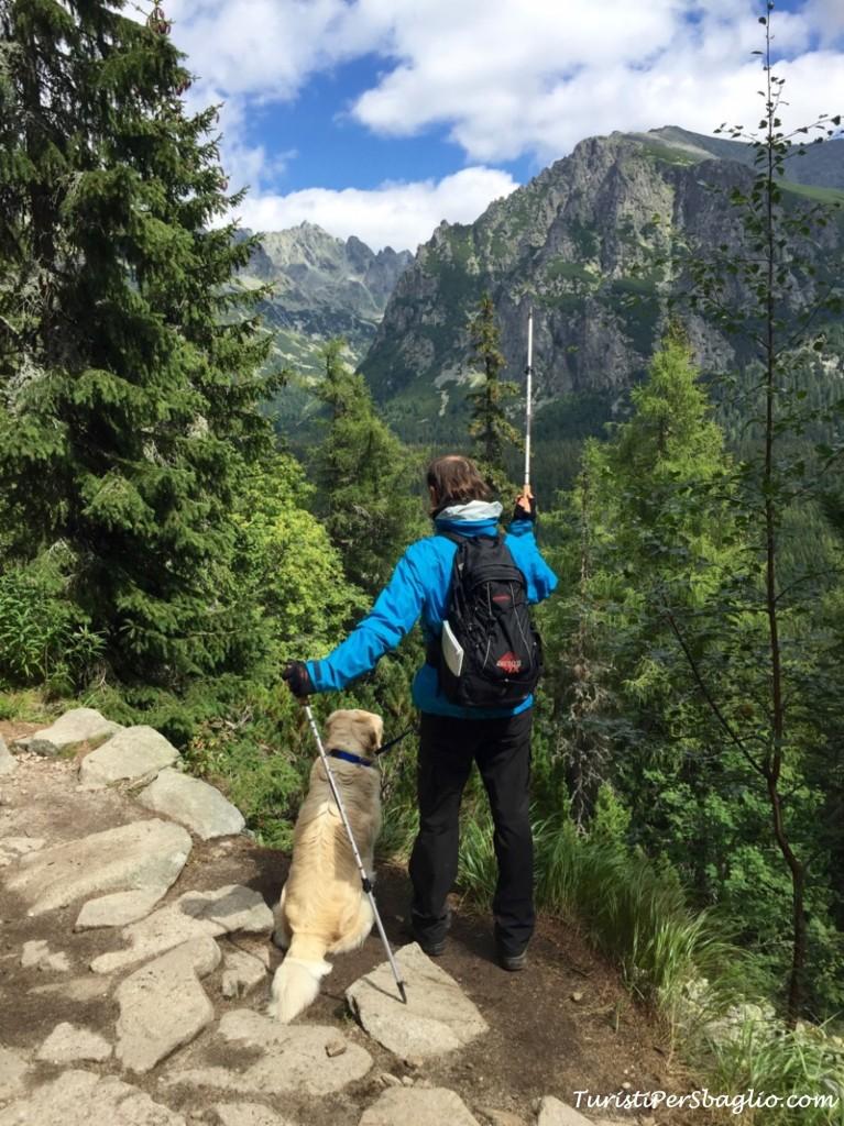 trekking in slovacchia