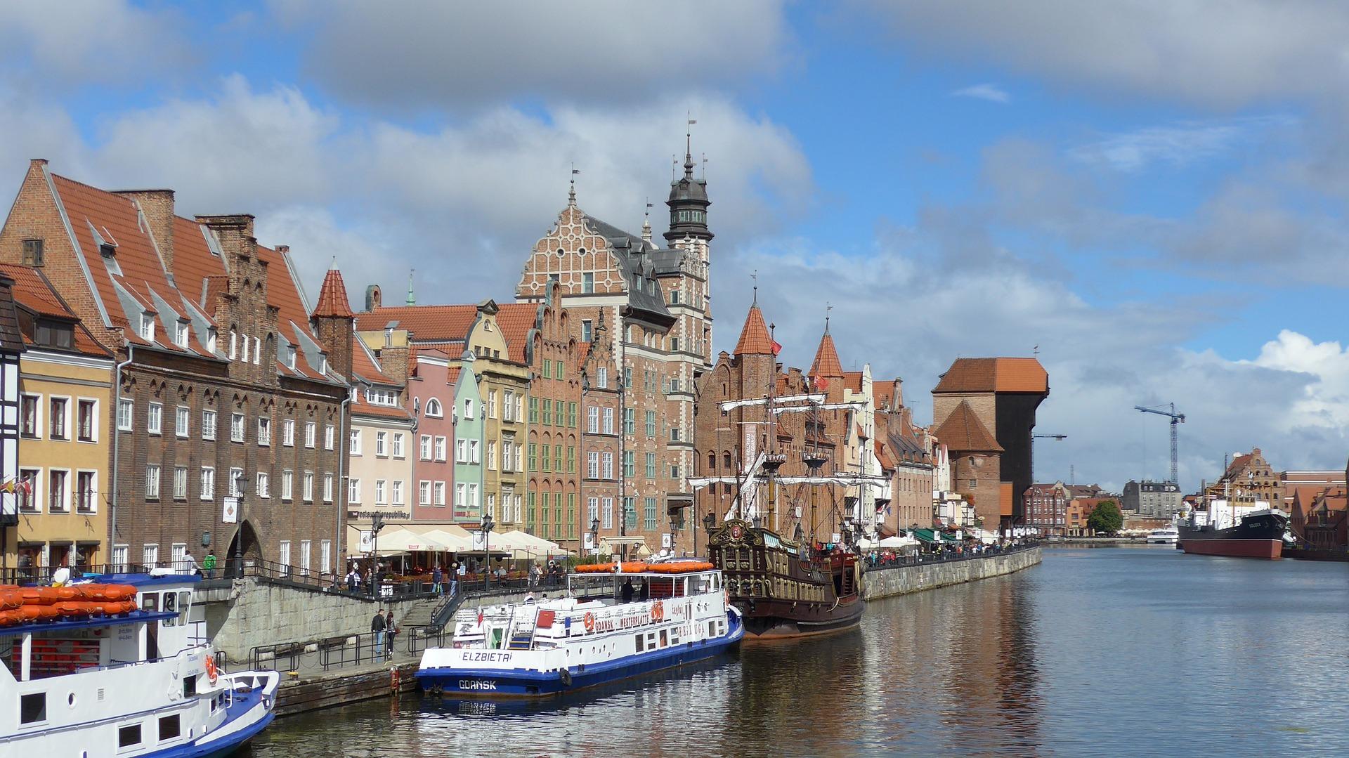 viaggio in polonia gdansk