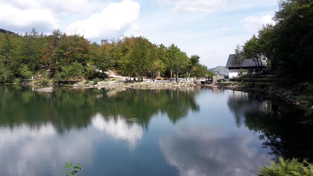 lago santo e lago baccio