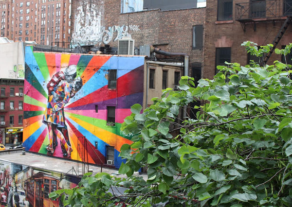 Visitare New York: High Line e Chelsea Market