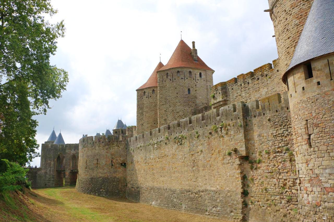 castello di carcassonne