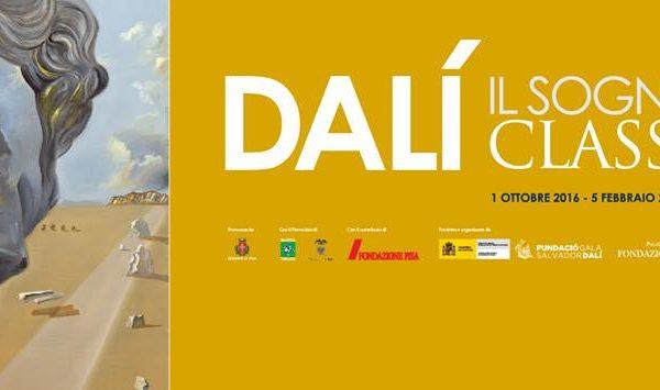 Dalí inedito in mostra a Pisa dal 1 ottobre 2016 al 5 febbraio 2017