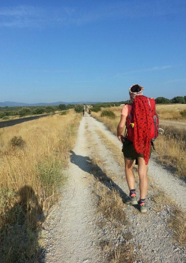 Lo zaino del Cammino: l'arte del fare e disfare