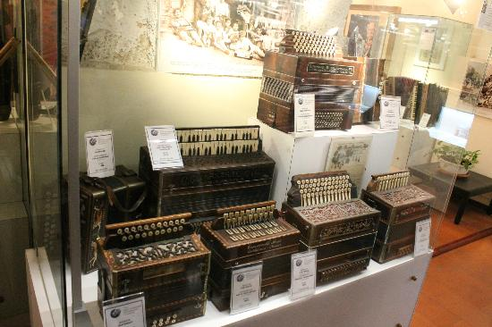 museo fisarmonica