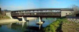 ponte sul tevere perugia