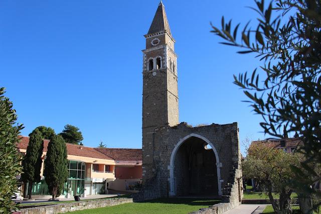 chiesa bernardin a portorose
