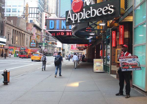 New York: cosa vedere a Times Square