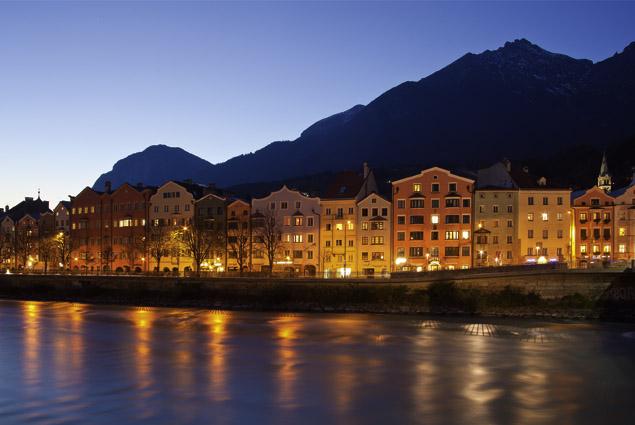 Innsbruck atmosfera