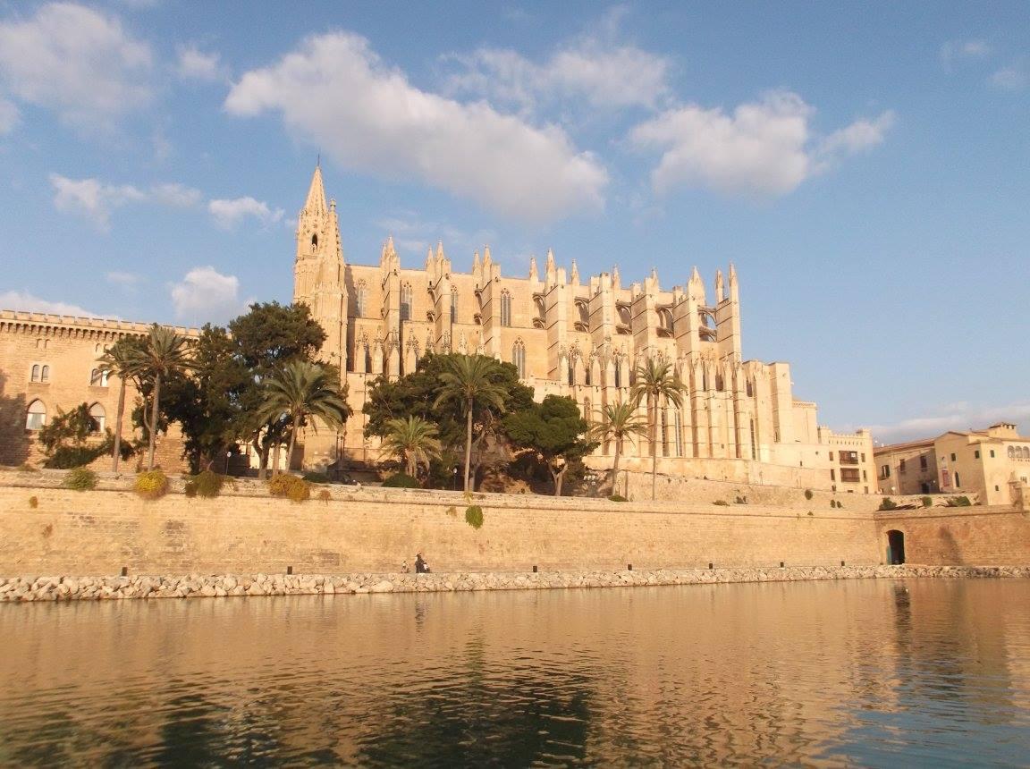 cattedrale di santa maria  apalma di maiorca