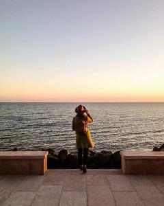 sguardo sul mare