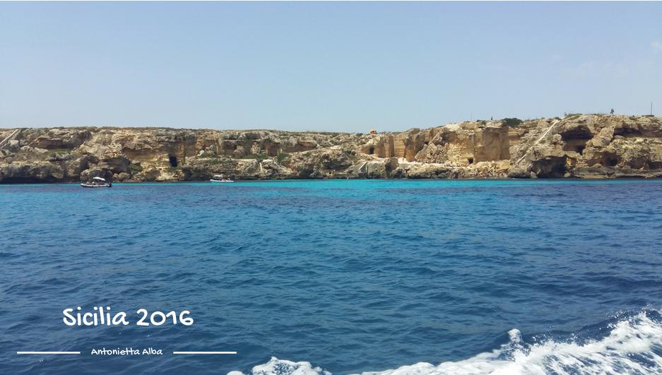 escursione in barca alle isole egadi