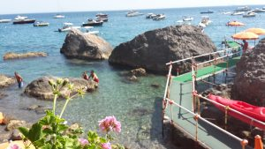 vacanza ad amalfi