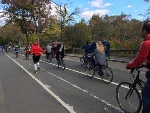 Biciclette a Central park-New York