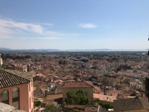 itinerario in provenza hyeres