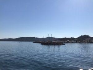 itinerario in provenza isola di porquerolles