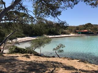 Una giornata a Porquerolles: girare l'isola in bicicletta, lungo i sentieri verso il faro