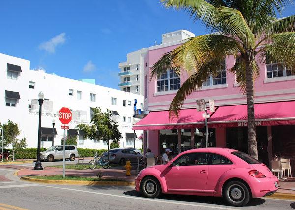 South Beach Miami: una passeggiata da cartolina