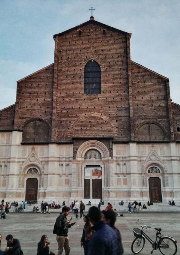 Basilica di San Petronio a bologna