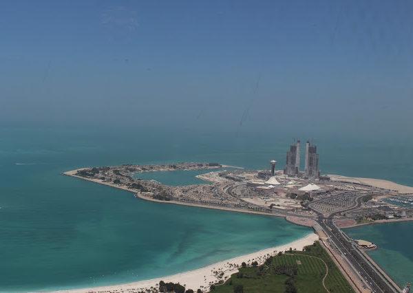 Osservare Abu Dhabi dall'alto: uno sguardo dall' Observation Deck