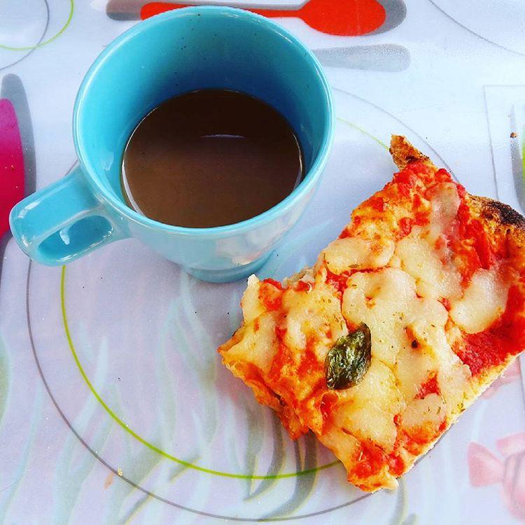 colazione in pigiama