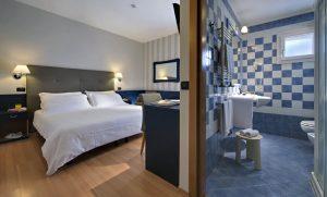 camera di albergo a jesolo