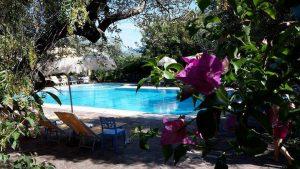 piscina albergo il giardino