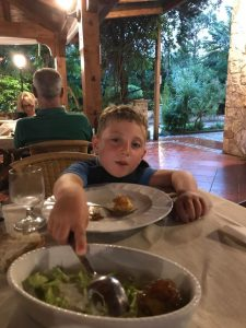 ristorante albergo il giardino