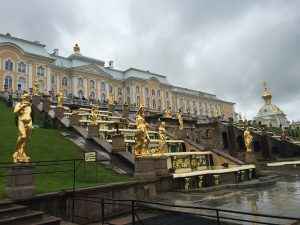 VISITARE PETERHOF in russia