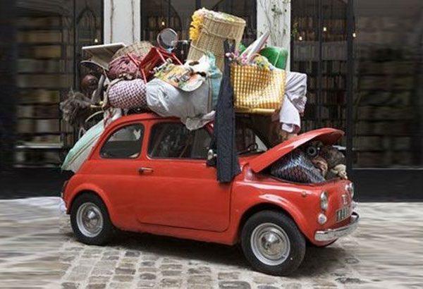 Il Vademecum facile e veloce per viaggiare in macchina