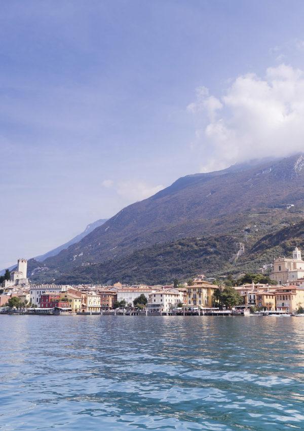 Malcesine, la perla del lago di Garda