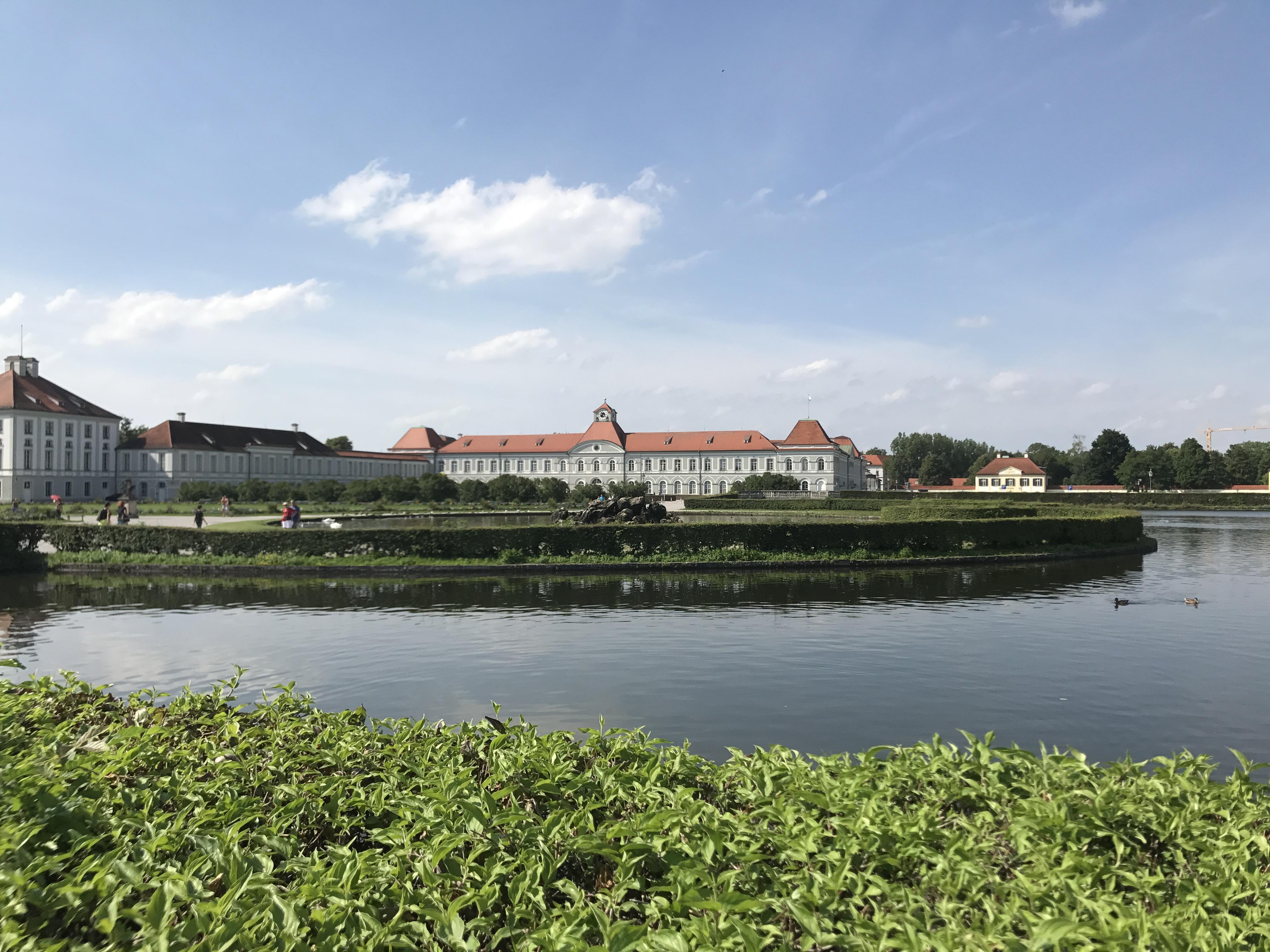Nynphenburg Monaco di Baviera
