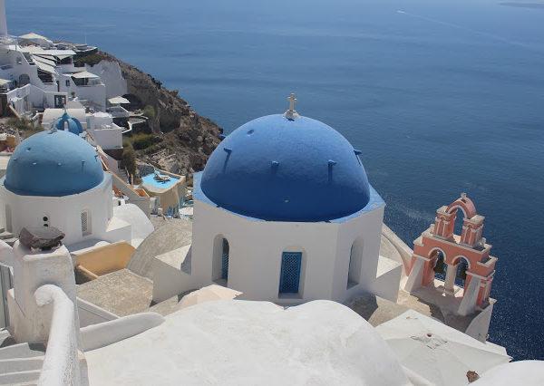 Cosa vedere a Santorini: Oia, il più bel villaggio
