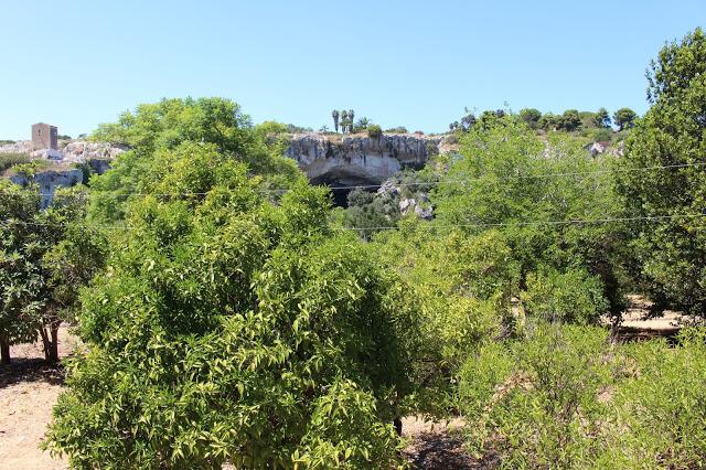 Il parco archeologico Neapolis di Siracusa