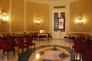 palazzo ducezio a noto interni