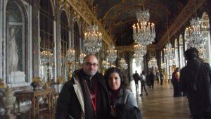 sala degli specchi parigi viaggio di nozze