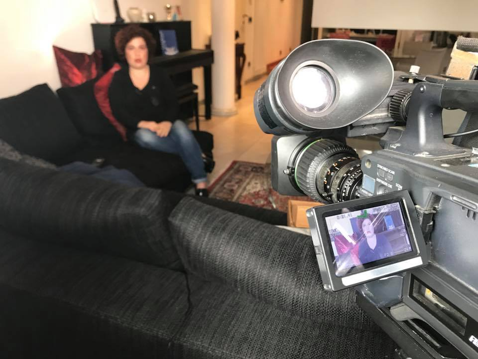 silvia ceriegi intervistata su sky tg 24 4
