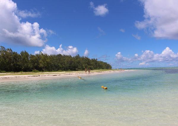 Visitare l'Isola dei Cervi a Mauritius