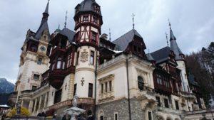 il castello di dracula in transilvania