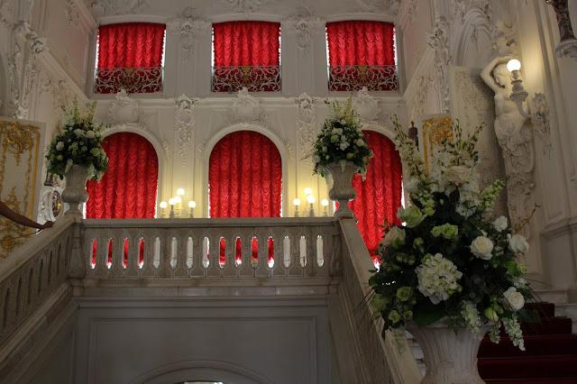 sala dei concerti del palazzo di caterina a Pušhkin