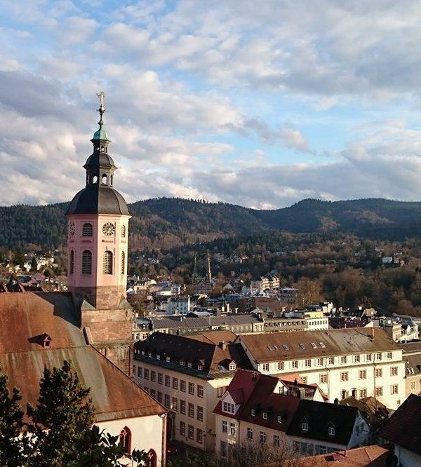 Baden Baden, terme e molto altro ancora