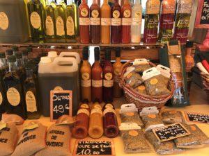 mercato provenzale profumi