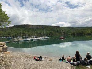 bauduen lago di santa croce
