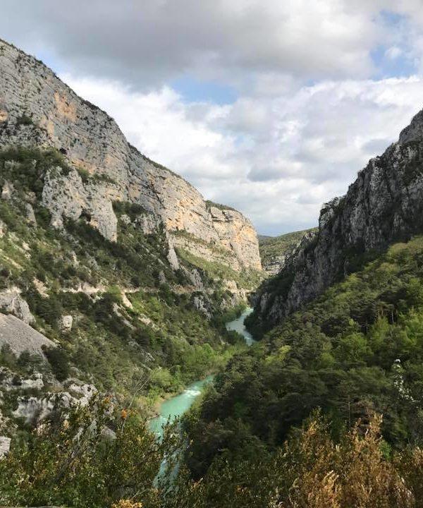 Esplorare le Gole del Verdon con i bambini: itinerario in auto e mappa