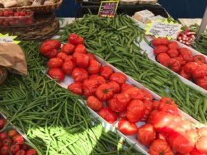 verdura mercati provenzali