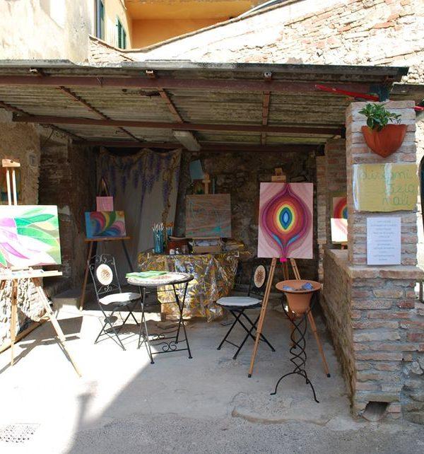 Borgo dell'arte: 30 giugno e 1 luglio a Lorenzana