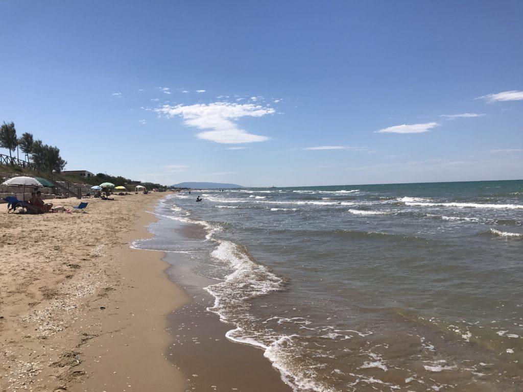 spiagge sabbia puglia
