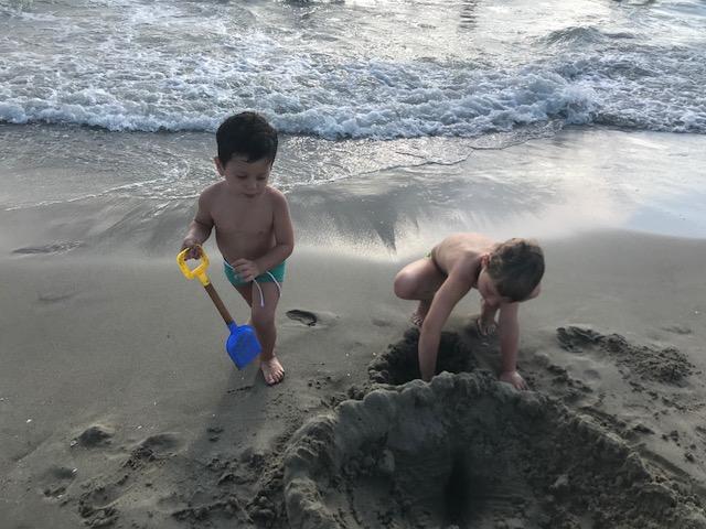 team building tra fratelli